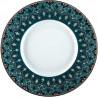 Assiette plate - Dhara bleu