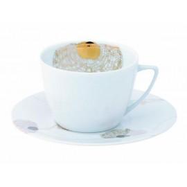 Tasse Déjeuner et sa soucoupe - Ravissement