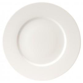 Assiette de présentation (Blanc)