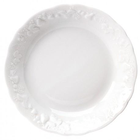 Assiette creuse calotte