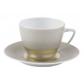 [17cl] Tasse thé et sa soucoupe - Pharaon