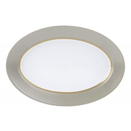[400x275 mm] Plat ovale 14 - Pharaon