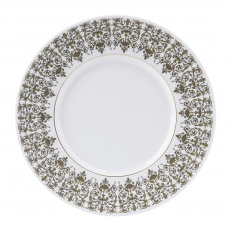 [280mm] Assiette Plate - Tuileries