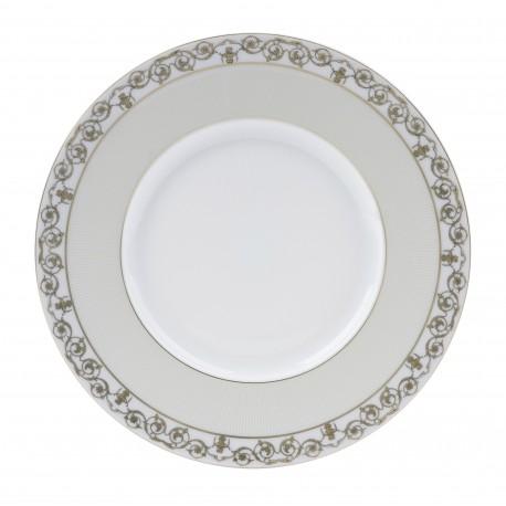 [240mm] Assiette dessert - Tuilerie