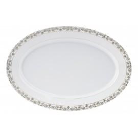 [400x275 mm] Plat ovale - Tuileries