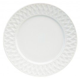[265mm] Assiette plate - Louisiane