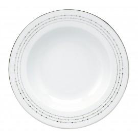 [220mm] Assiette creuse à aile - Carrousel