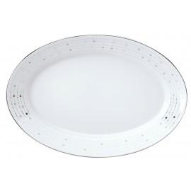 [400x275 mm] Plat ovale - Carrousel