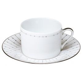 [16cl] Tasse thé et sa soucoupe - Carrousel
