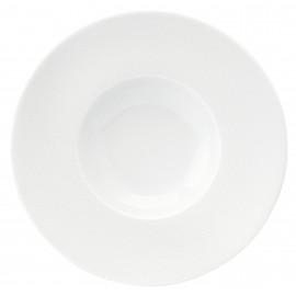 [268mm] Assiette de dégustation - Seychelles Blanc