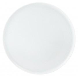 [305mm] Plat à tarte - Seychelles blanc
