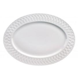 [400x295 mm] Plat ovale - Louisiane