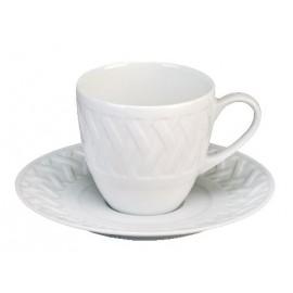 [11cl] Tasse café et sa soucoupe - Louisiane