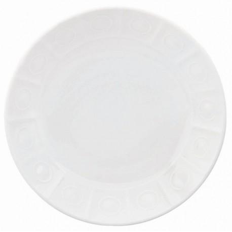 [215mm] Assiette creuse calotte - Osmose