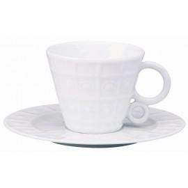 [10cl] Tasse café et sa soucoupe - Osmose