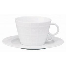 [33cl] Tasse thé et sa soucoupe - Osmose