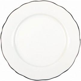 [220mm] Assiette dessert - Colbert Platine