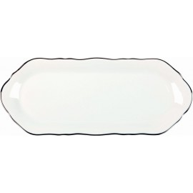 [400x145 mm] Plat à cake - Colbert Platine