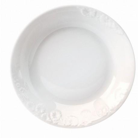 [190mm] Assiette creuse calotte - Promenade
