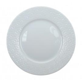 [265mm] Assiette plate - Mosaïque