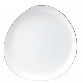 [350x330 mm] Plat plat - Galet platine