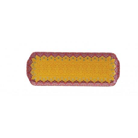 [400x145 mm] Coffret 1 plat à cake - Dhara