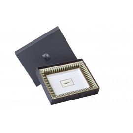 [100x90 mm] 1x Vide-poches Calèche 2 - Coffret Jardin de Florence