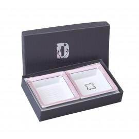 [80x80 mm] 2x Vide-poches Longchamp
