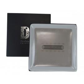 [120x120 mm] 1x Plateau carré Zen - Coffret Margot