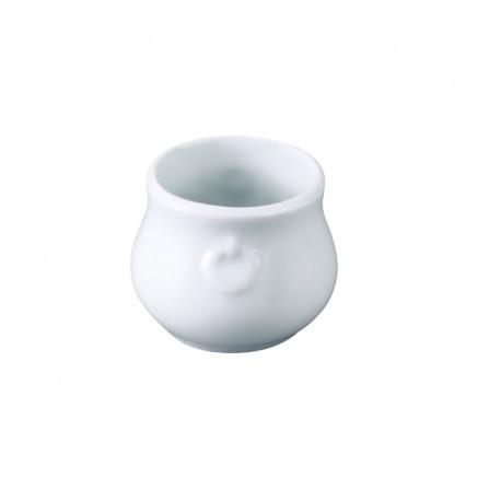 [8cl] Pot à jus à anneaux - Culinaire Blanc