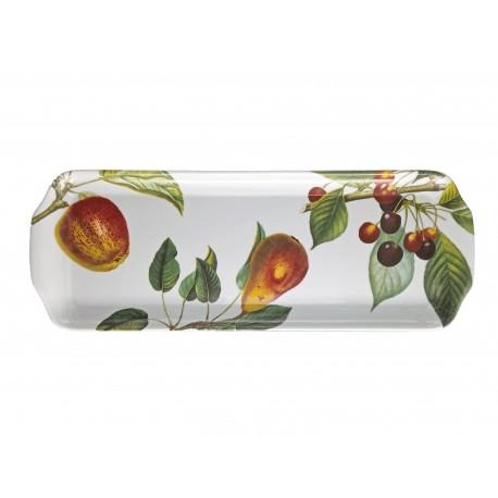 [400x145 mm] Plat à cake - Fruits du verger