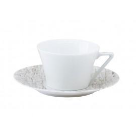 [16cl] Tasse thé et sa soucoupe - Cyclades