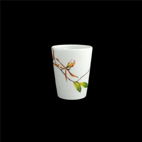 Pot à bougie Exotica - Coffret