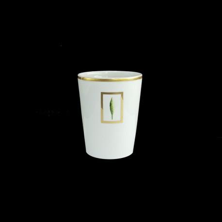 Pot à bougie Toscane - Coffret