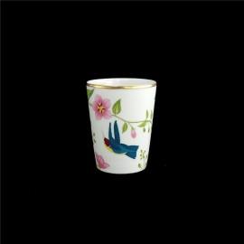 Pot à bougie Colibris - Coffret