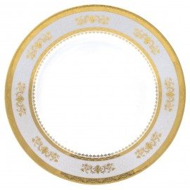 [265mm] Assiette plate - Orsay Gris