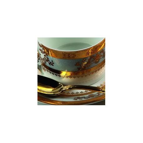 [300mm] Assiette de présentation - Orsay Blanc