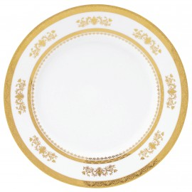 [265mm] Assiette plate - Orsay Blanc