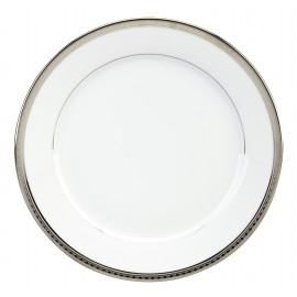 [160mm] Assiette à pain - Versaille platine