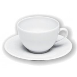 [17cl] Tasse thé boule et sa Soucoupe - Concorde & Opéra