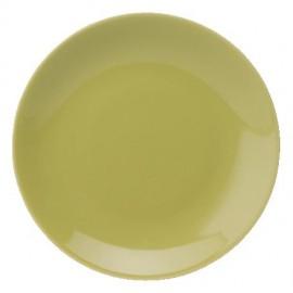 [265mm] Assiette plate - Colorama Wasabi