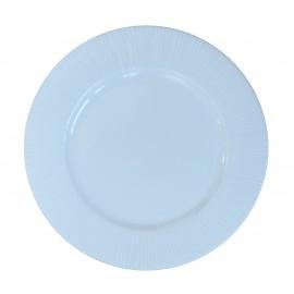 [300mm] Assiette plate - Paille Gourmet