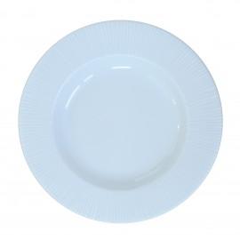 [160mm] Assiette plate - Paille Gourmet