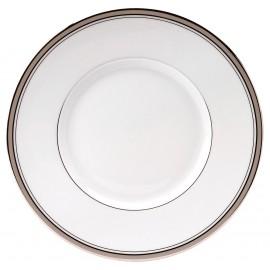 [240mm] Assiette dessert - Excellence poudré gris