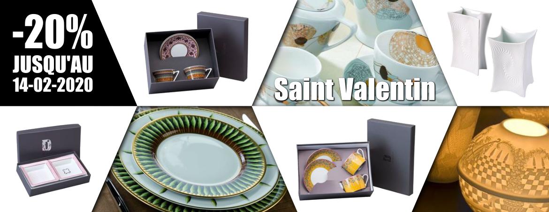 Offre de Saint-Valentin: -20% sur tous les coffrets cadeaux !